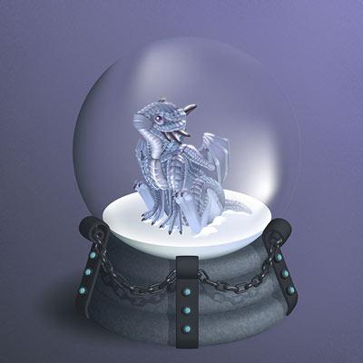 Snowglobedragon 400x400