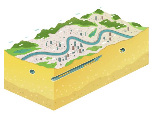 Urban Geoblock