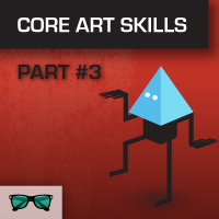 Preview for Core Art Skills: Part 3, Life and Figure Drawing