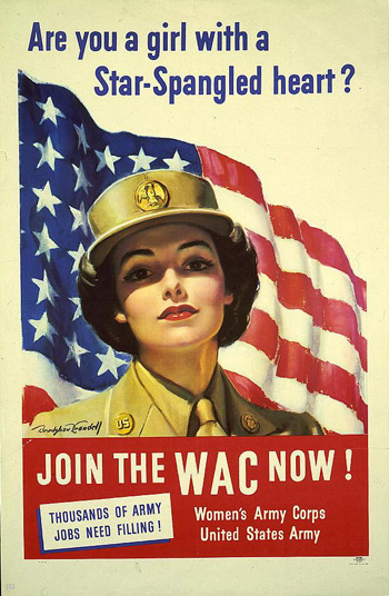 Join The WAC Now