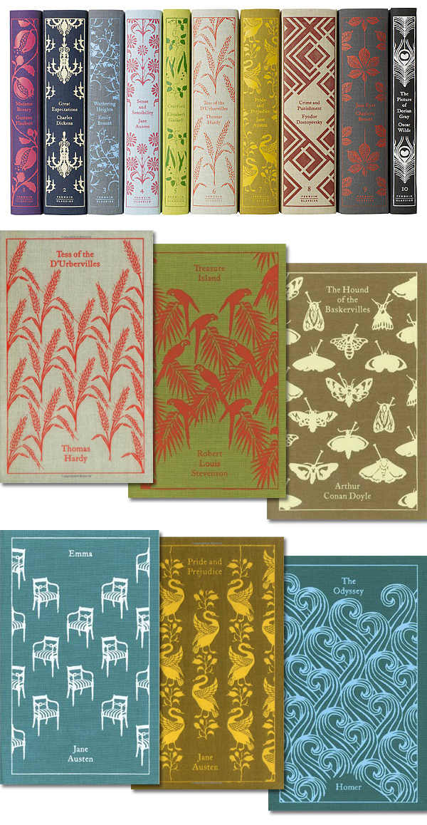 Penguin Book Cover Vector ~ Inspiration vector based book covers