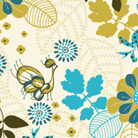 Preview for Free Vector Downloads: 50+ Illustrator Patterns for Vintage Design