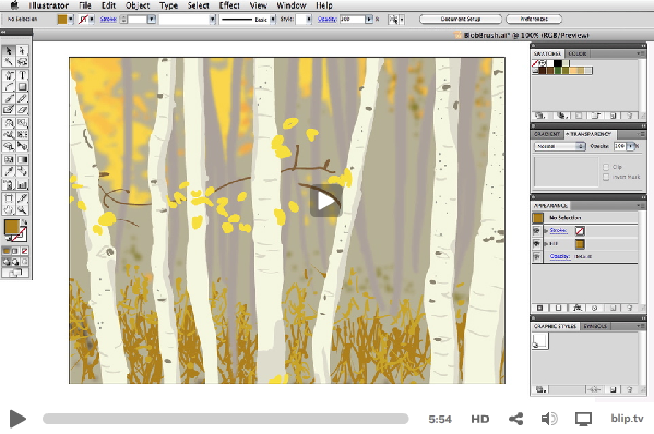 best of, how to illustrator brush tutorials 27