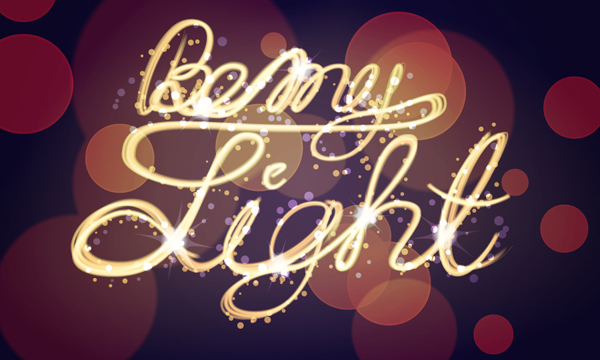 Link toCreate a light painting, bokeh effect in illustrator - vector premium tutorial