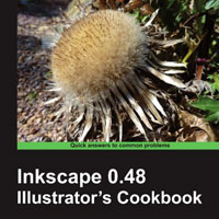 Preview for Comment to Win - Inkscape 0.48 Illustrator's Cookbook