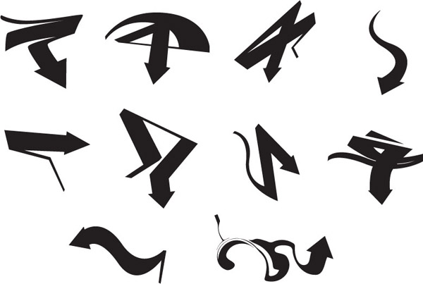 13-arrows