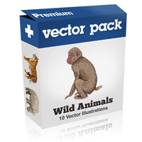 Preview for Tuts+ Premium Pack - Wild Animals