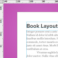 Preview for Book Layout in InDesign