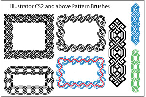 Illustrator Pattern Brushes