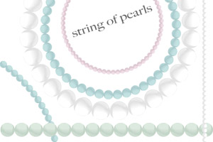 Pearl Pattern Brush