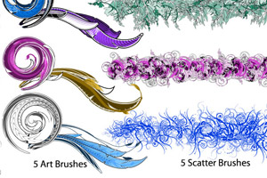 Mycanthus Brush Pack