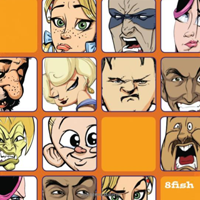 Preview for Comment to Win: a Book on Character Facial Expressions
