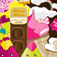 Preview for 50+ Vector Candy-Coated Illustrations Made with Yummy Bezier Goodness