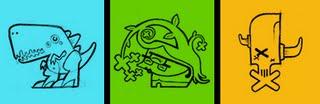 dinogirlskull
