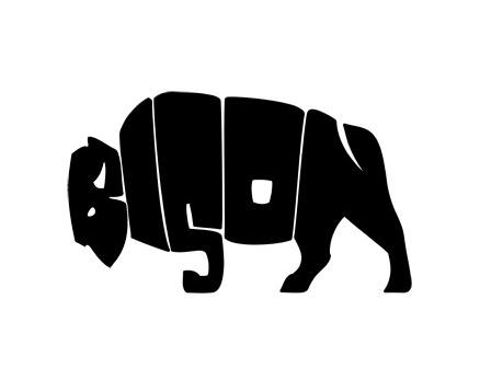 Bison logo - photo#22