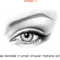 how to draw eyes advanced