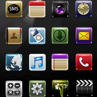 Preview for 60 Free Vector Icon Packs for Design Professionals