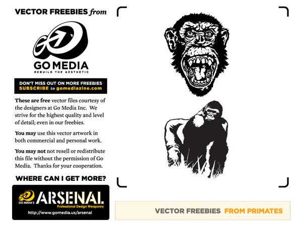 gomedia-primates-freebie