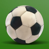Preview for Soccer Ball - Vector Freebie
