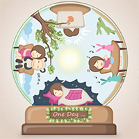 Community Project: Vectortuts+ Snow Globe Showdown, Round 3