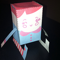 Preview for Community Project: Vectortuts+ Paper Toy