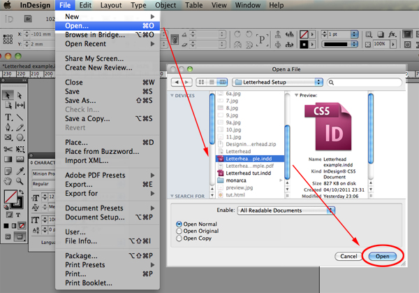 Quick Tip: Designing A Basic Compliment Slip With Indesign Cs5