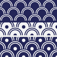 Preview for Quick Tip: How to Make a Repeating Japanese Wave Pattern in Adobe Illustrator