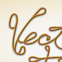 Preview for Quick Tip: Create a Slick Golden Text Effect with Adobe Illustrator