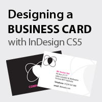 Preview for Quick Tip: Designing a Business Card with InDesign CS5