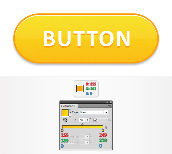 Quick Tip: How to Create a Simple Web Button Set Using the