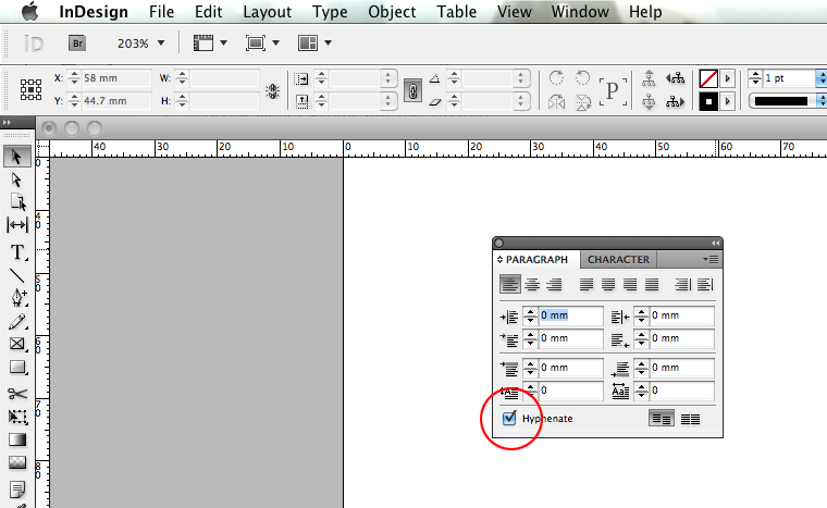 Quick Tip Using Em Dashes En Dashes And Hyphens Within Indesign