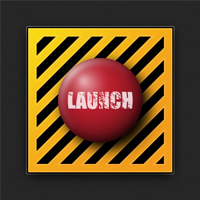 Quick Tip Create A Grungy Launch Button