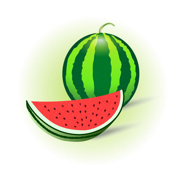 Link toQuick tip: how to illustrate a tasty watermelon