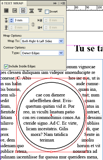 Quick Tip: Working with Text Wrap and Fit Content Options in Adobe