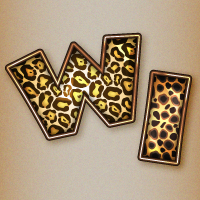 Preview for Quick Tip: Create an Animal Print Text Effect with Adobe Illustrator Pattern Swatches