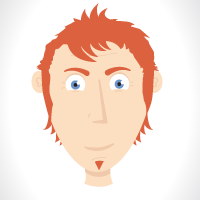 Preview for Quick Tip: Create a Simple Character Face with Vector Shapes