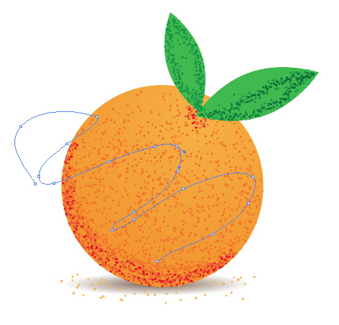 Quick tip: create a 100% vector texture brush
