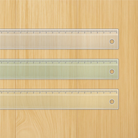 Preview for Quick Tip: Create a Transparent Ruler Illustration