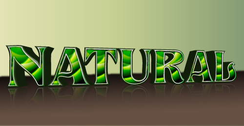 Quick tip : create an abstract natural text effect with adobe illustrator