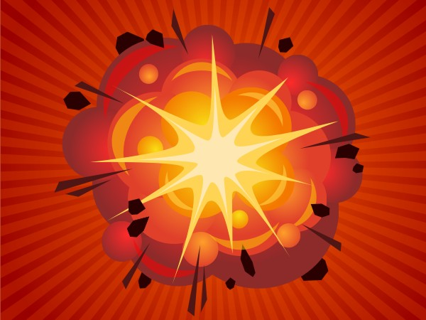 Quick Tip: How to Create a Cartoon Style Big Bang Explosion
