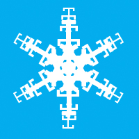 Preview for Quick Tip: How to Create Typographic Snowflakes