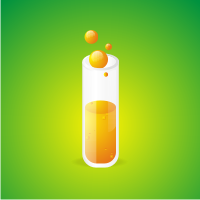 Preview for Quick Tip: Create a Glossy Test Tube Icon using CorelDRAW