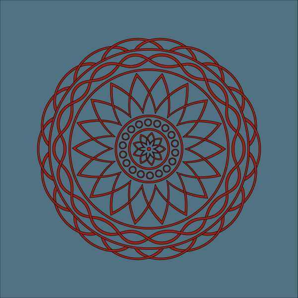 Link toQuick tip: how to create a two color mandala with a pattern brush