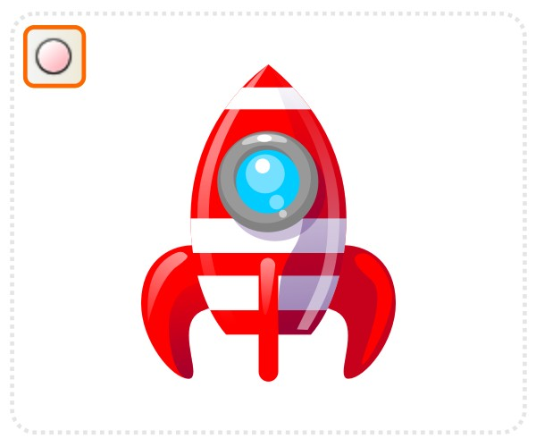 Quick Tip: How To Create A Cartoon Rocketship With Inkscape