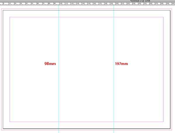 Quick Tip Creating a Trifold template in InDesign CS5 – Three Fold Flyer Template