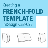 Preview for Quick Tip: Creating a French Fold Template in InDesign