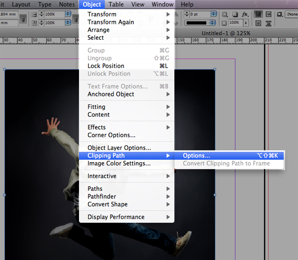 how to save indesign pdf for web