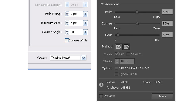 Quick Tip: How to Use the New Image Trace in Adobe Illustrator CS6