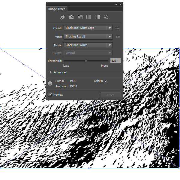Quick Tip How To Use The New Image Trace In Adobe Illustrator Cs6