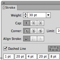 Preview for Quick Tip: Comprehensive Overview of Illustrator's Stroke Panel